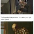 Ajedrez 2 seria mejor que Half-Life 3