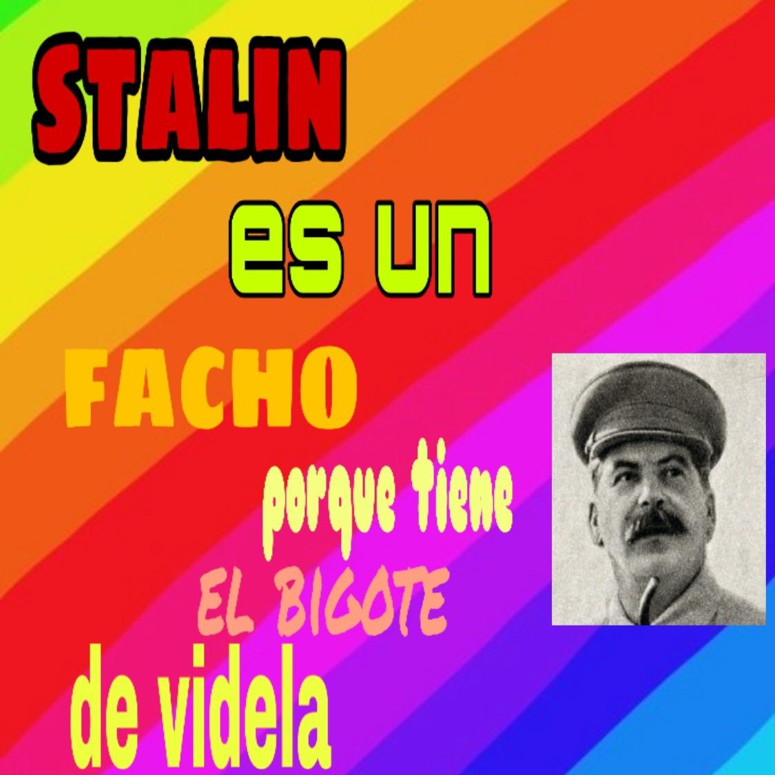 Si, aunque la dictadura argentina fue como 30 años más tarde que la Unión Soviética - meme