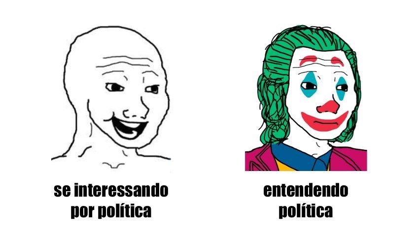 Nós vivemos em uma sociedade - meme