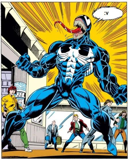 Nooooo Venom Papulince - meme