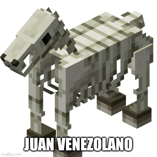 Juan venezolano - meme