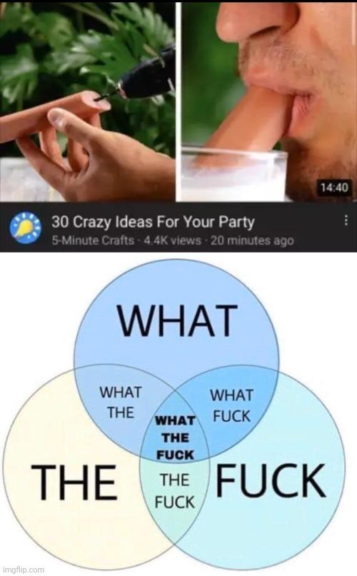 30 crazy ideas for your party - meme