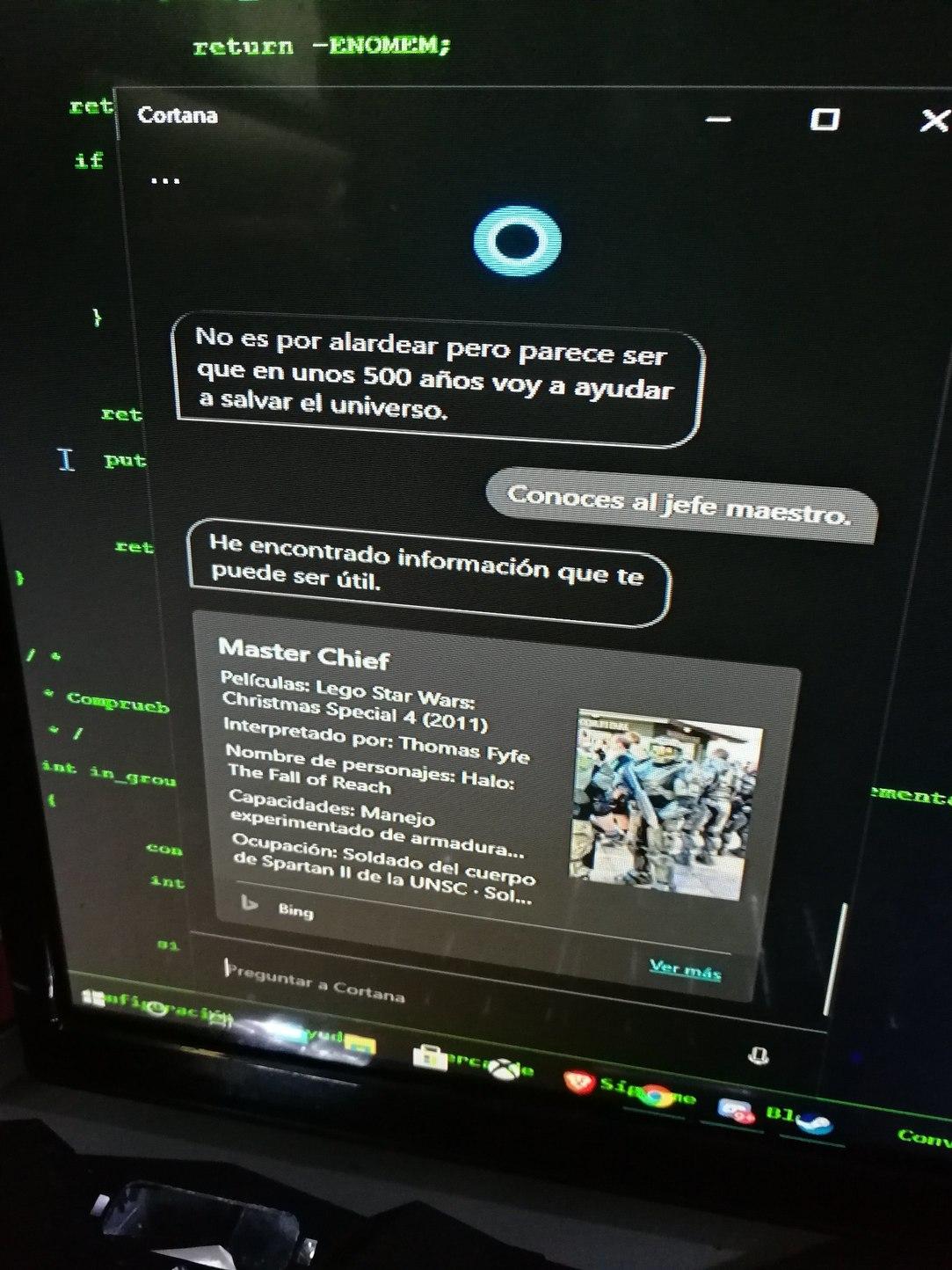 Cortana - meme