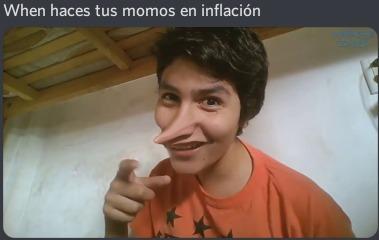 Argentina momento - meme
