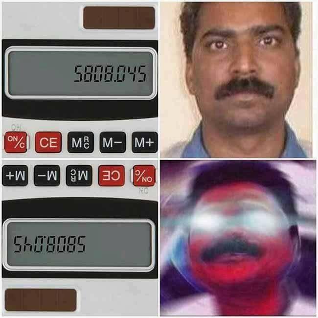 Muh god - meme
