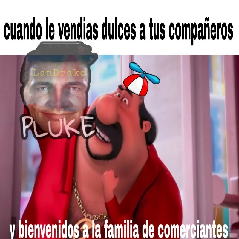 Dulces - meme