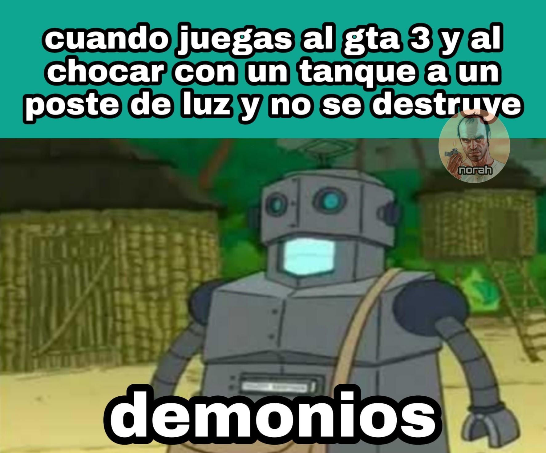 COSAS TIPICAS - meme