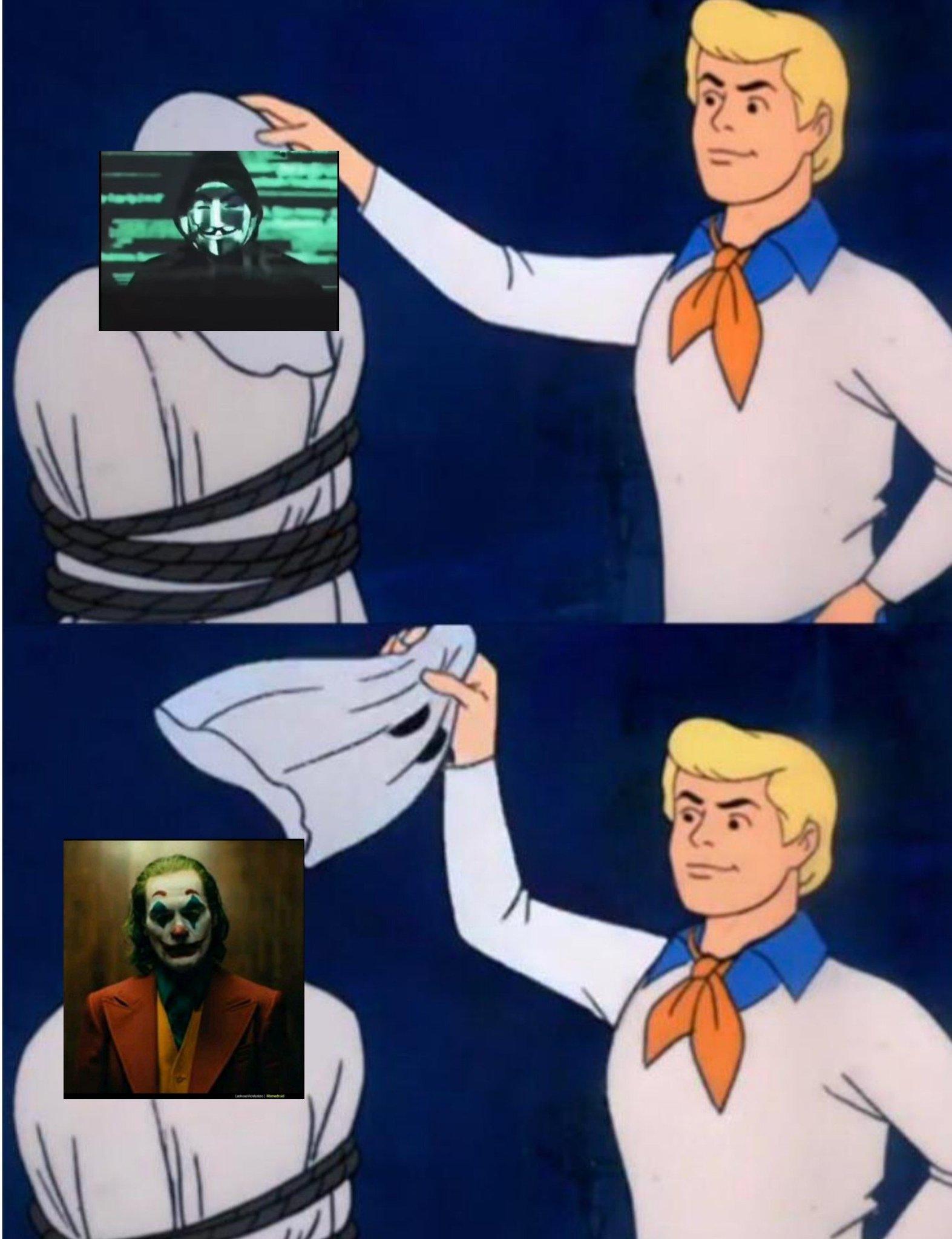Es el mismo meme