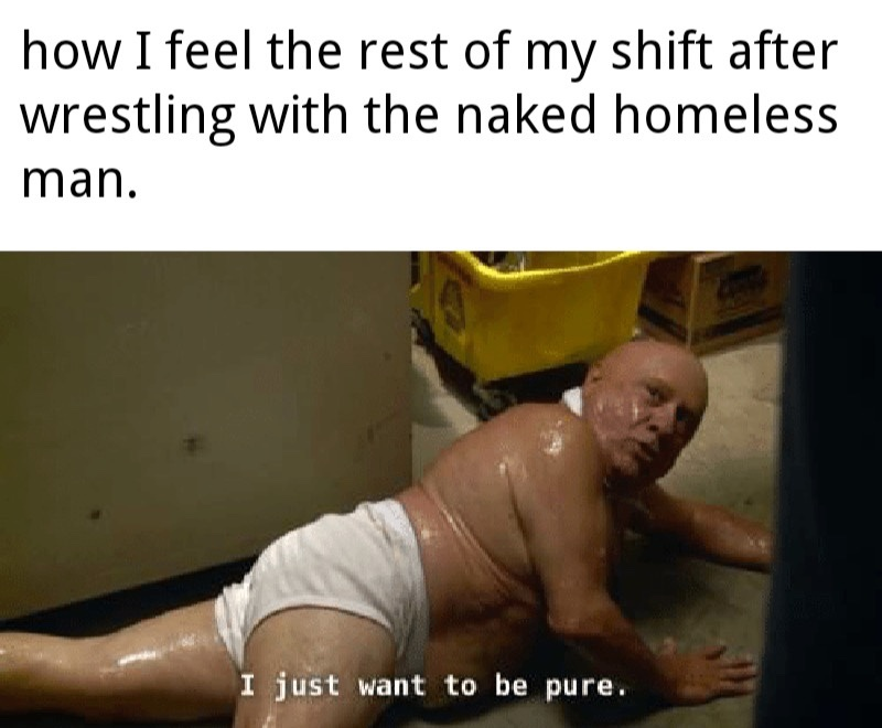 cop life - meme