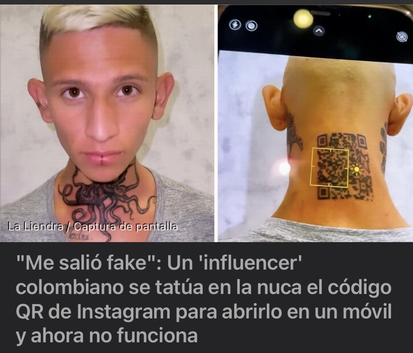 nació Fake - meme