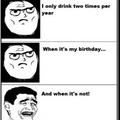 Drinking Problems…
