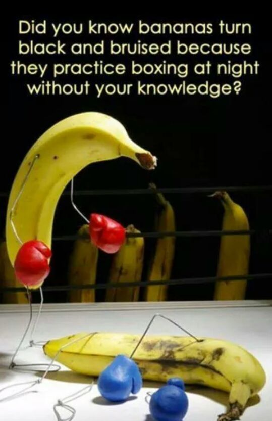 Banana Tyson - meme