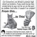 Cat Converters