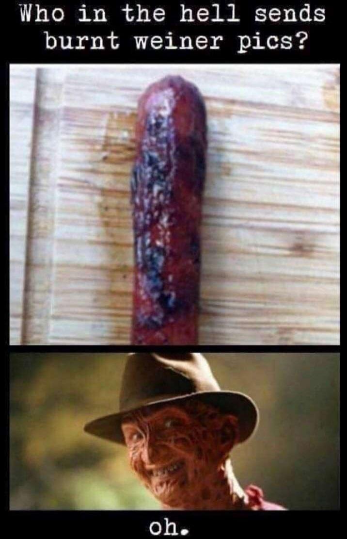 Show me your wurst meat puns - meme