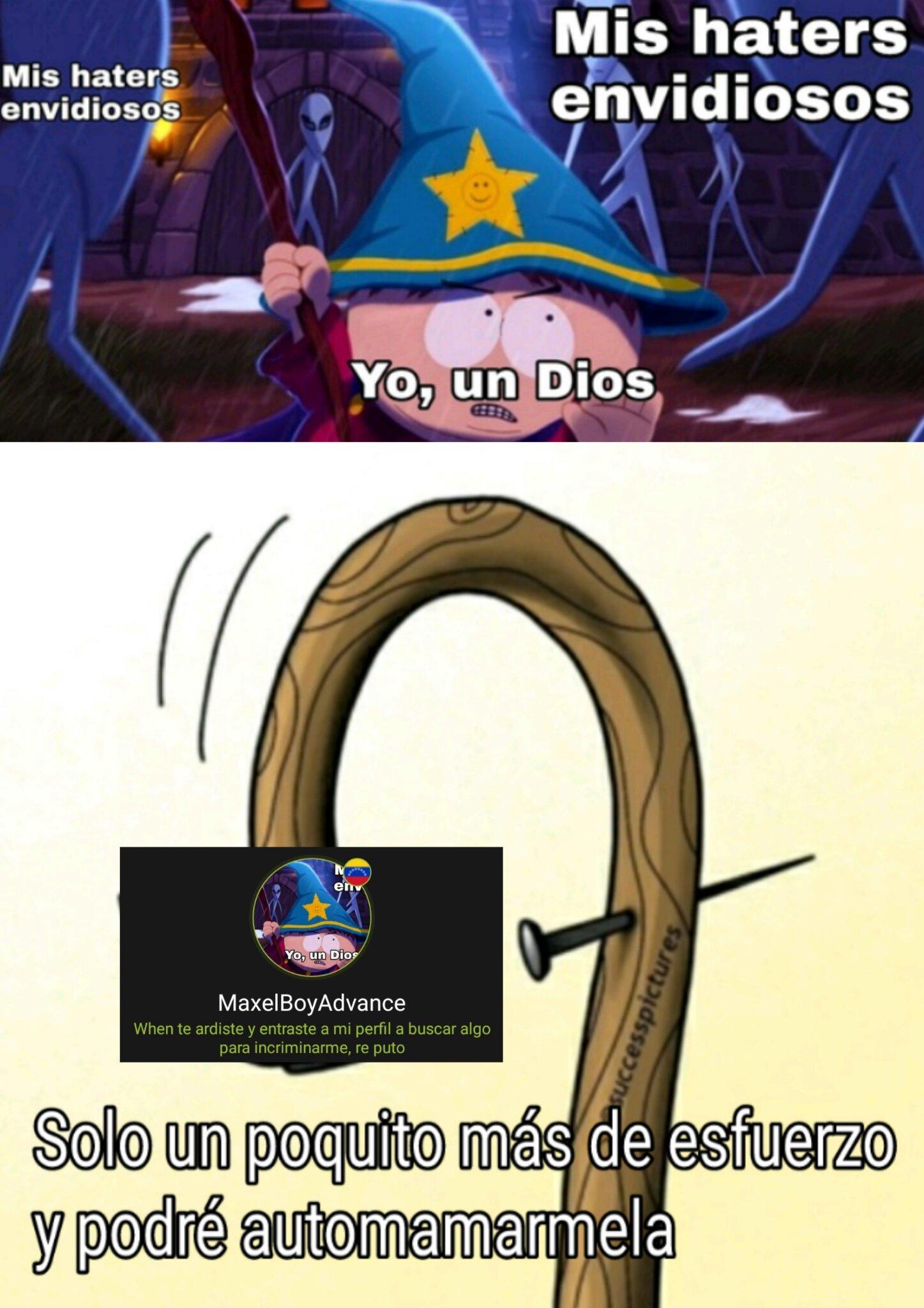 Novagecko deja de borrar mis memes