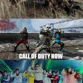 Evolution of COD