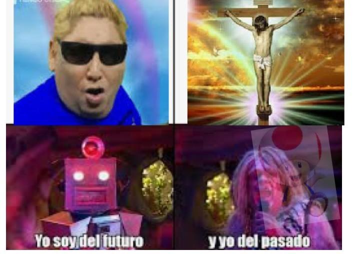 Porque tongo es Dios (en la imagen aparece jesus pero si busco dios aparece Goku dios ) - meme