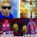Porque tongo es Dios (en la imagen aparece jesus pero si busco dios aparece Goku dios )
