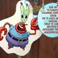 Verdades con don cangrejo