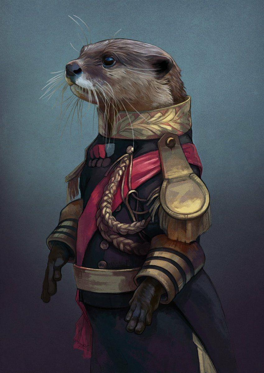 No meme, just General Otter