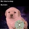 i sleep good at night