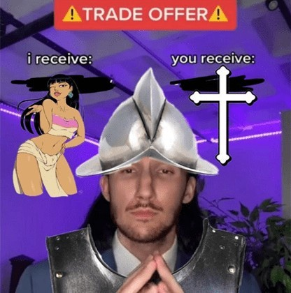 horny mods - meme