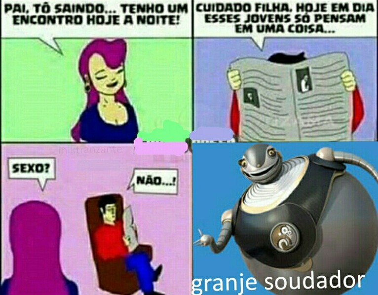 GRANDE SOLDADOR - meme