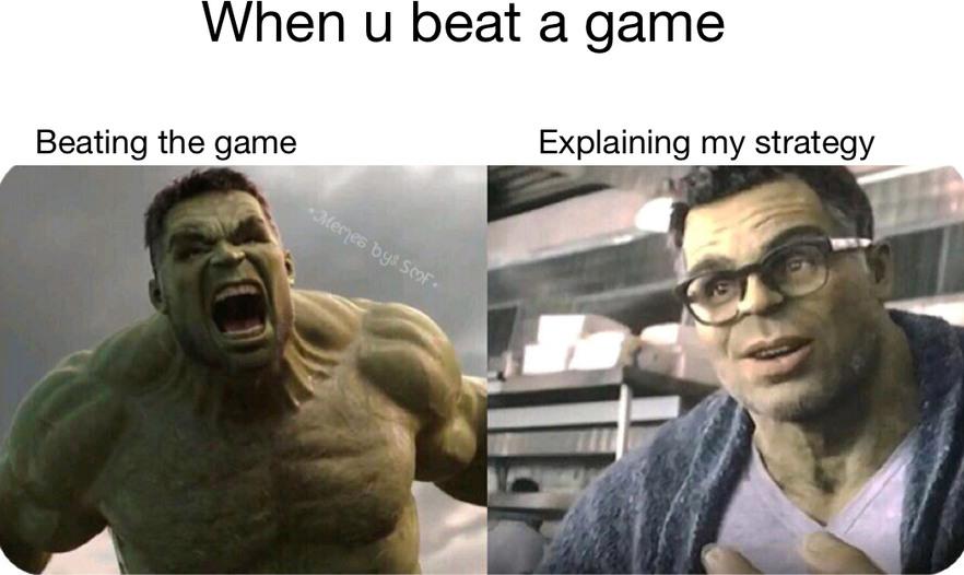 Game - meme