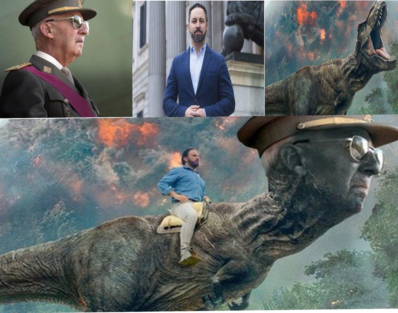 francosaurus - meme