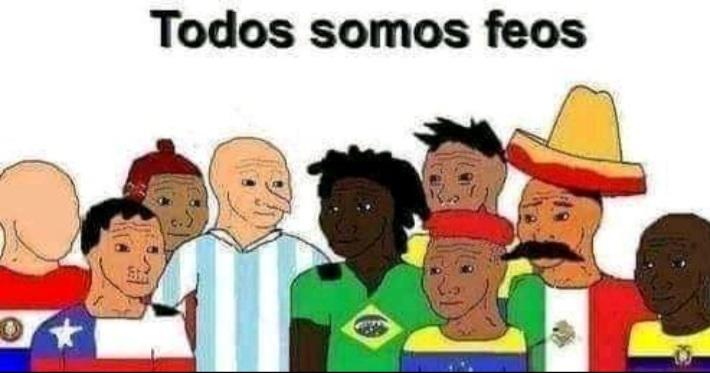Latinoamérica - meme