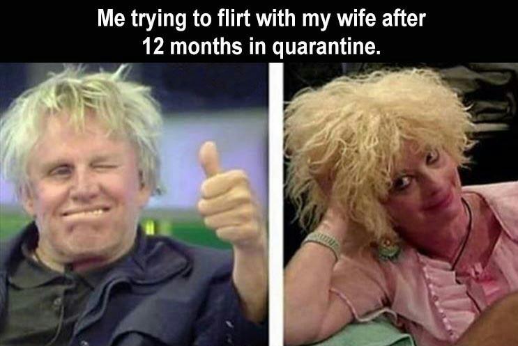 Relationship goals. - meme