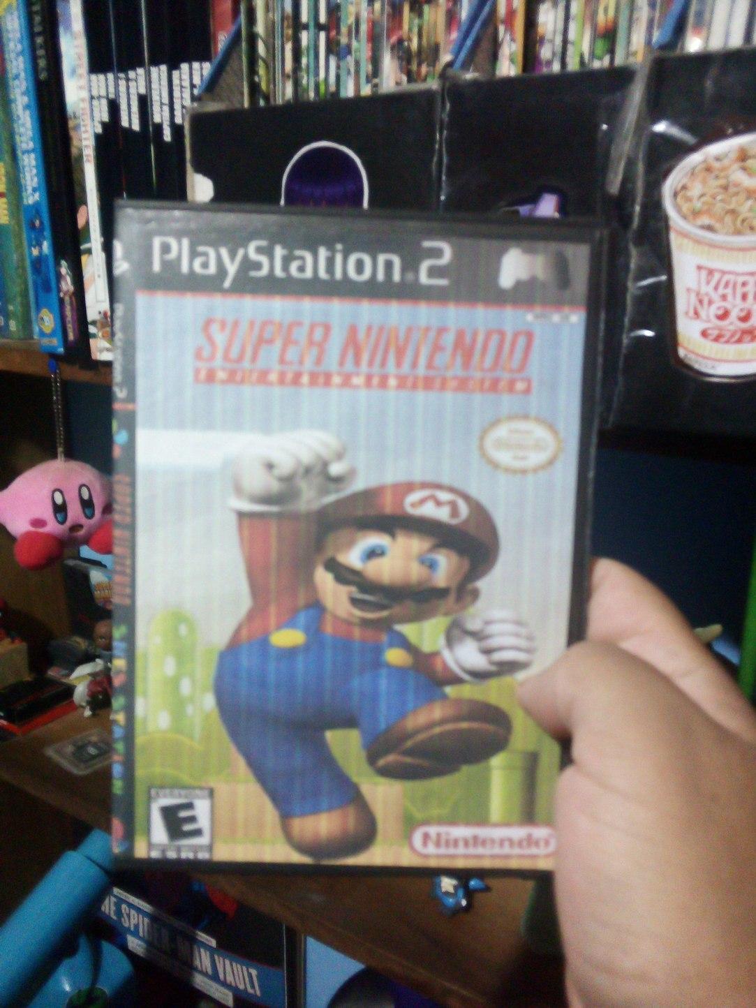 Por esta cosa me encanta la Super Nintendo - meme