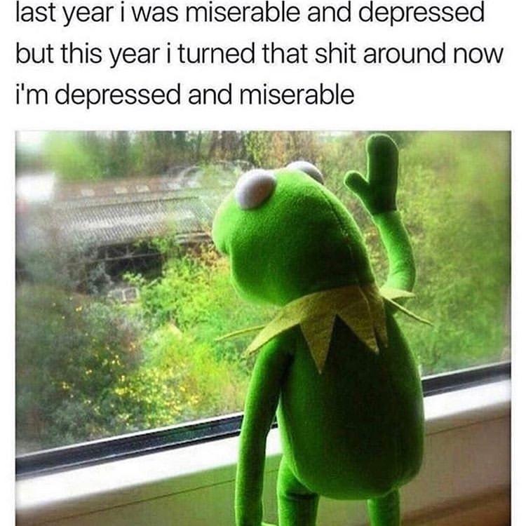 depression... - meme