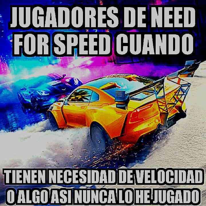 necesidad de estrellarme contra un muro a mas de 300 km/h (malardo) - meme