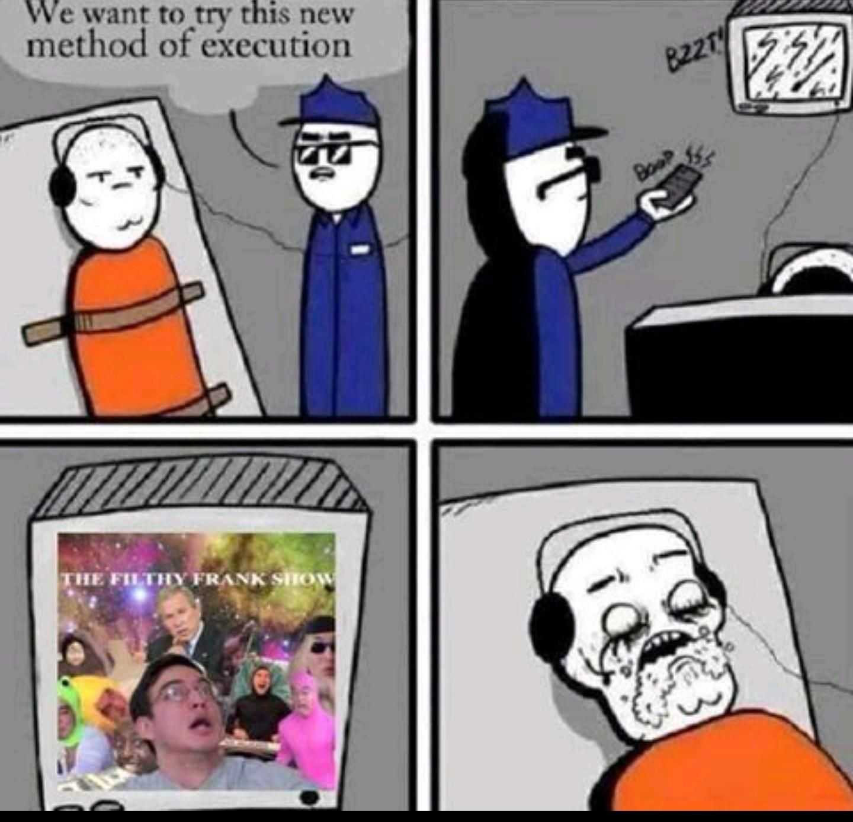 I miss papa frankuu - meme
