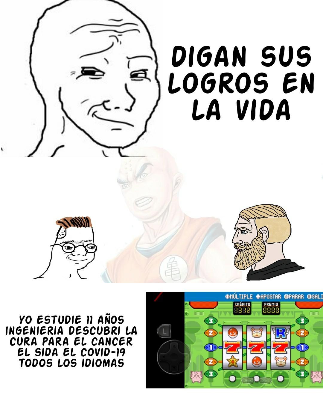 Suerte... - meme