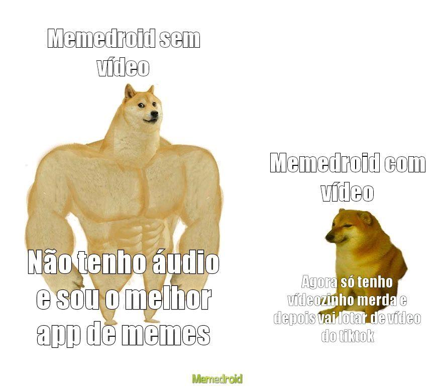 #TiremOsVideos - meme