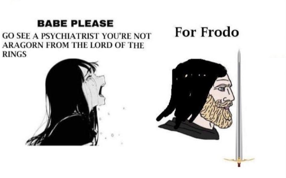 Pour Frodon - meme