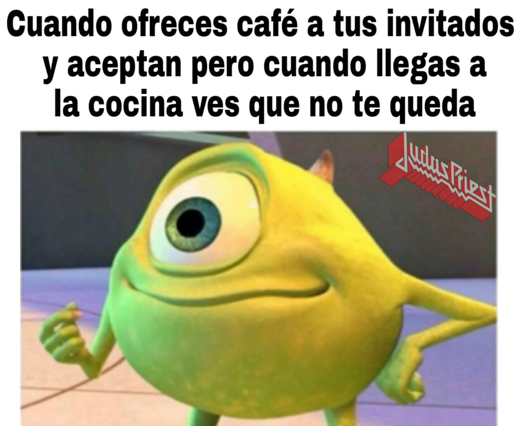 Cafeinaaaa! - meme