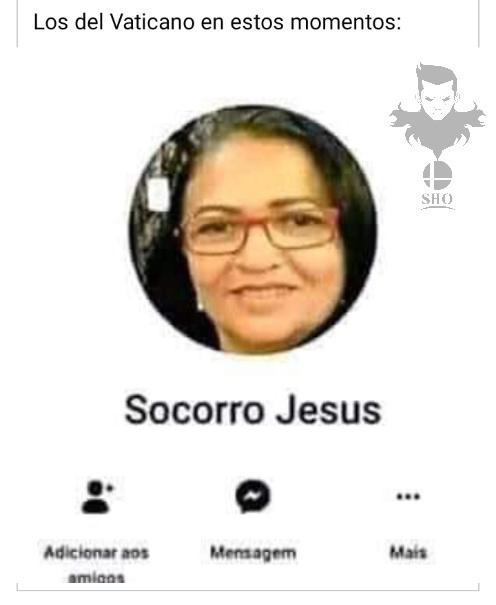 Ni Jesus los va a salvar malditos. - meme
