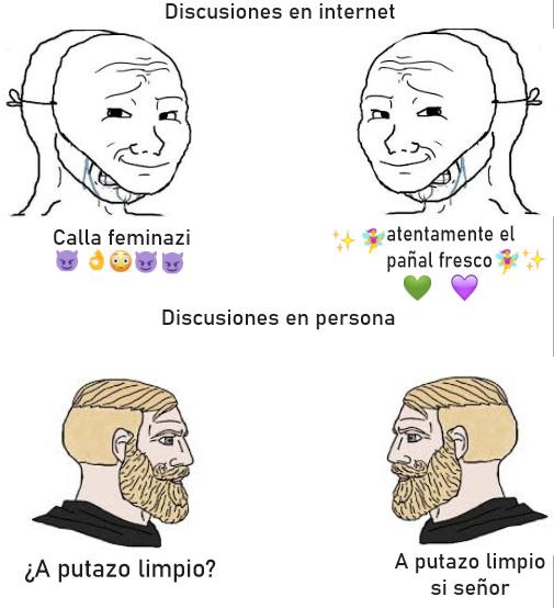 Disculpen que los emojis se vean diferentes uno del otro pero es que CorelDraw no me reconoce los emojis ;-; - meme