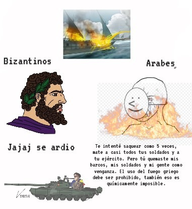 Jaja se ardio - meme