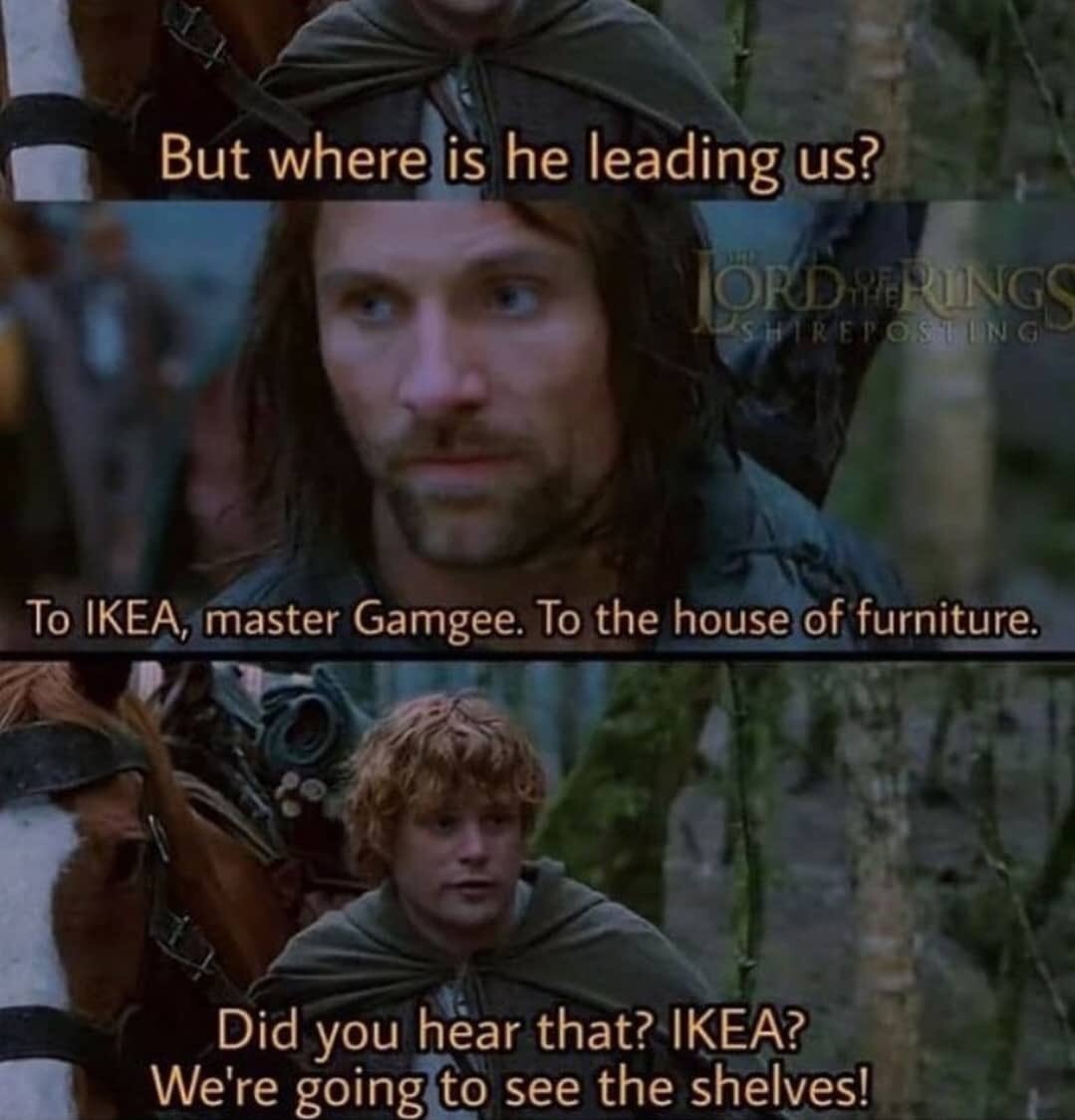 Oh samwise - meme