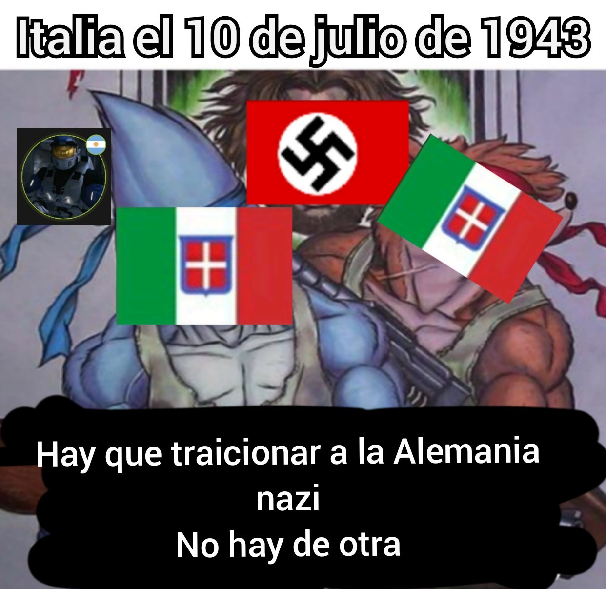 Historia - meme