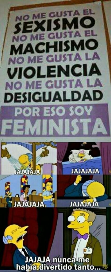 Sr Burns - meme