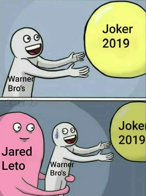 Poor Jared Leto - meme