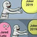 Poor Jared Leto