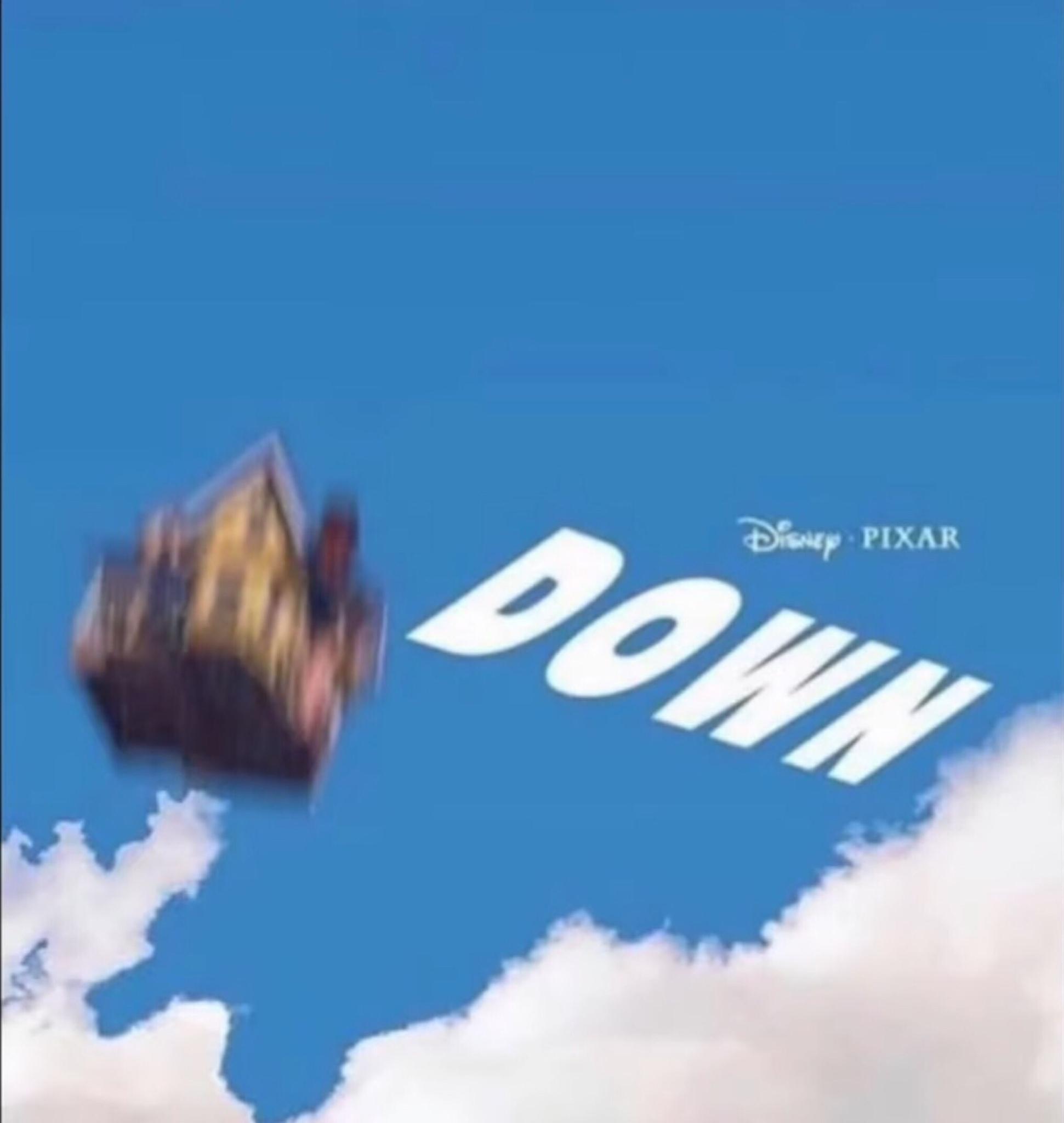 down - meme