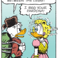 scrooge knows how to talk to ladies