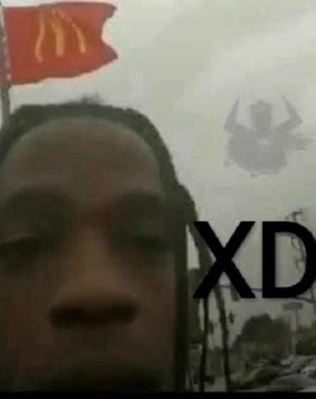 Travis scott burger - meme